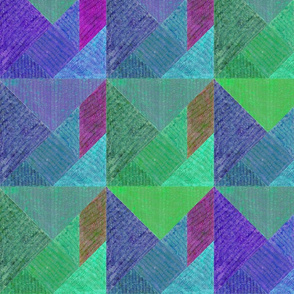 tangram quilt