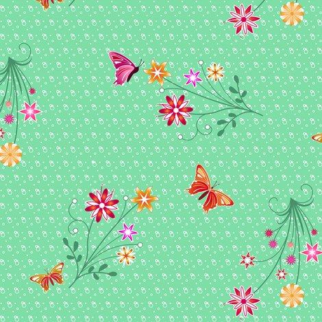 Rmotif-flowers-with-butterflies-green_shop_preview