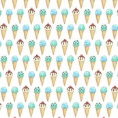 Mint_ice_cream_cones__1inch_150_hazel_fisher_creations_shop_thumb