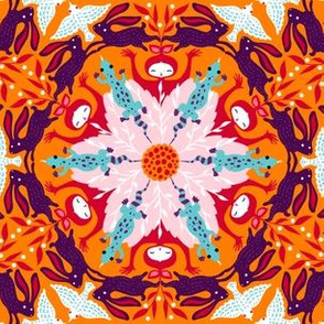 hexagonsorange