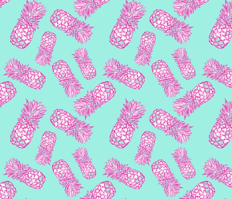 Rpineapple_in_turquoise_shop_preview