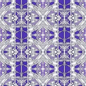 Through the Purple Gate