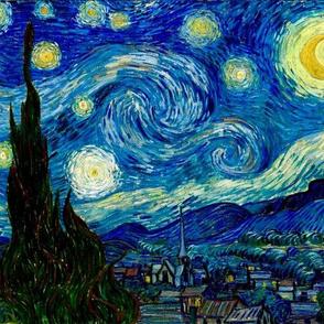 Starry Night Van Gogh (10x12)