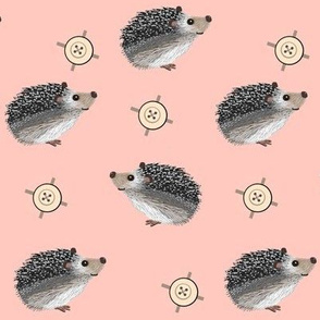 Pokey Little Hedgehog - small