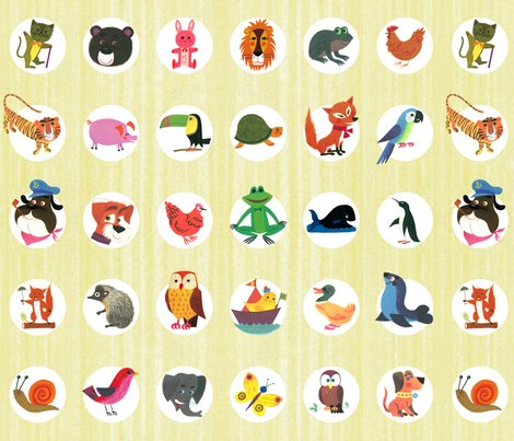 Rralain-gree-fabrics-yellowdots-animals_shop_preview