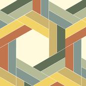 Braided Bayeux Hexagons