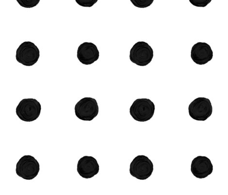 Dots fabric by elsapapaverrhoeas on Spoonflower - custom fabric