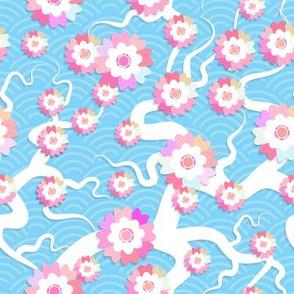Paper-Cut Florals