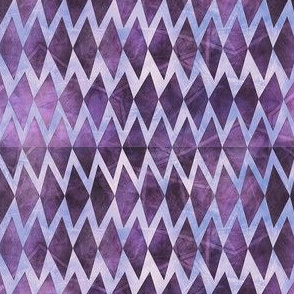 Zig Zag - Purple