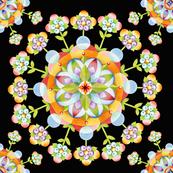 Jaipur Blossom Mandala