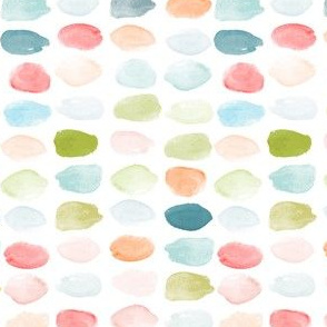 Watercolor Dot Multi