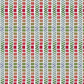 lined mosaic cherry
