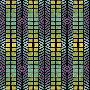 mosaic composition