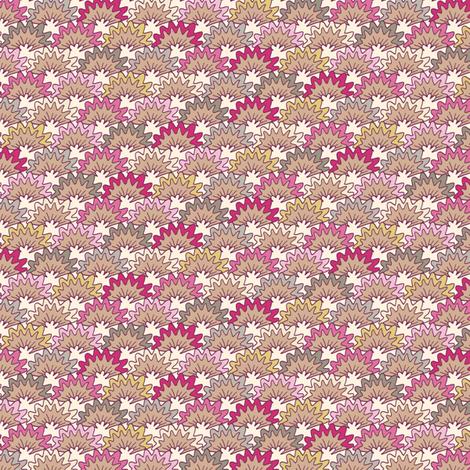 Pencil Shavings (pink) fabric by seesawboomerang on Spoonflower - custom fabric