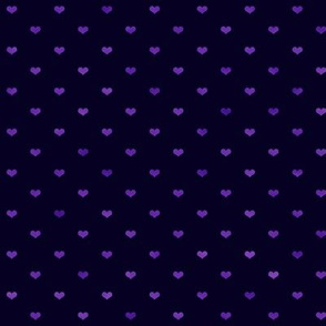 Yorkie Heart Bubbles & Seashells - Match 1