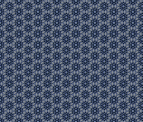 loop - the - loop fabric by automatix6 on Spoonflower - custom fabric