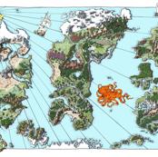 Kor'Treum Map Design