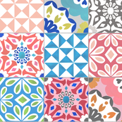 Eclectic Tile-Custom size
