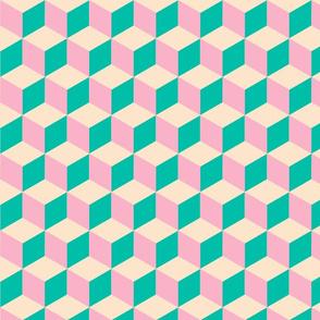Cubes in Mermaid