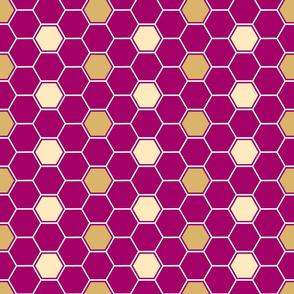 Honeycomb in Wine & Honey