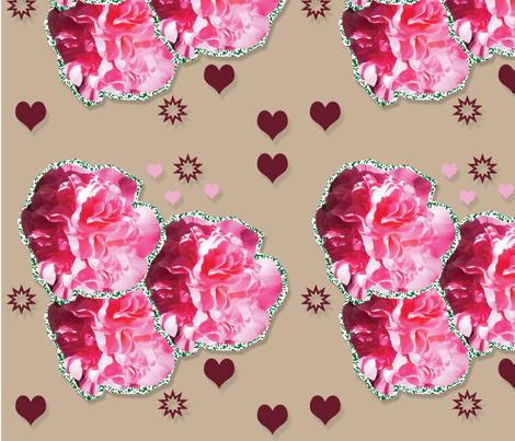 camellia_love fabric by bugs4 on Spoonflower - custom fabric