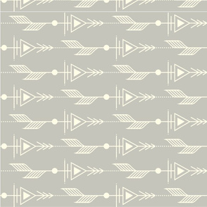 Mod Arrows Gray