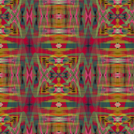 Madras Dream fabric by david_kent_collections on Spoonflower - custom fabric