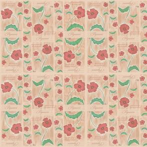Papaveri - Poppies Faded