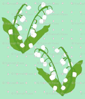 Paper Cut Lilies