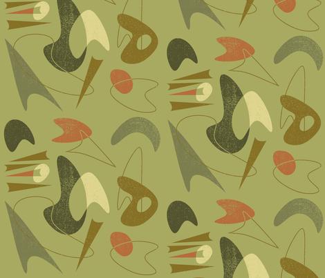 Gaua fabric by theaov on Spoonflower - custom fabric