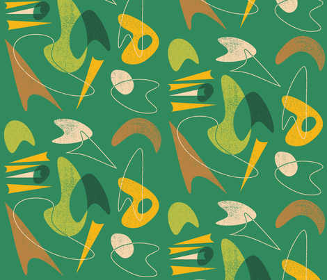 Lopevi fabric by theaov on Spoonflower - custom fabric