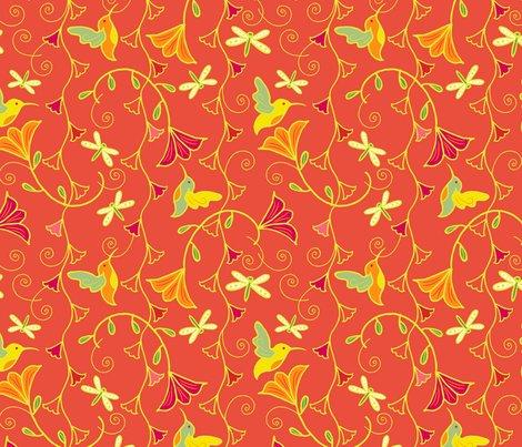 Hummingbird_bells_abuzz_tangerine_final_150dpi_shop_preview