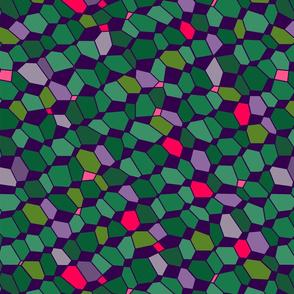 Dancing Hexagons