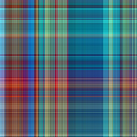 Southwest Colors Plaid fabric by linda_baysinger_peck on Spoonflower - custom fabric