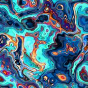 Southwest Colors Swirls