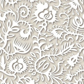 paper florals