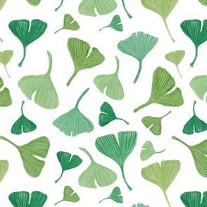 ginkgo pattern