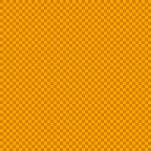 Golden Yellow Tonal Tangrams Check