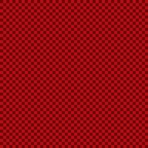 Red Tonal Tangrams Check