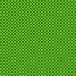 Spring Green Tonal Tangrams Check