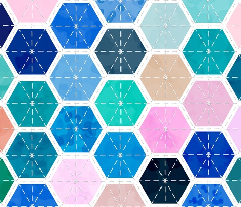 Rspoonflower_hexagon_quilt_in_beach_contest139729preview