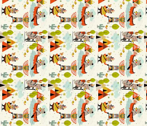 Adventurers fabric by theboutiquestudio on Spoonflower - custom fabric
