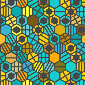 hexagons_grey