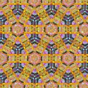 Double X Hexagons