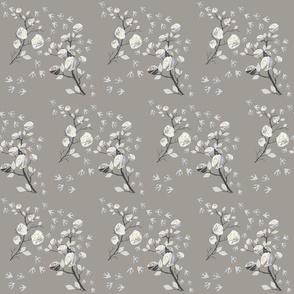 Paper flower romance by Salzanos