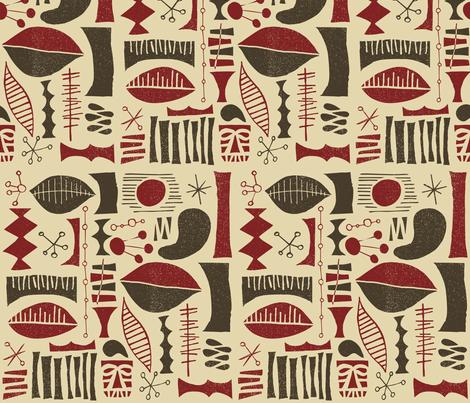 Vanua Lava fabric by theaov on Spoonflower - custom fabric