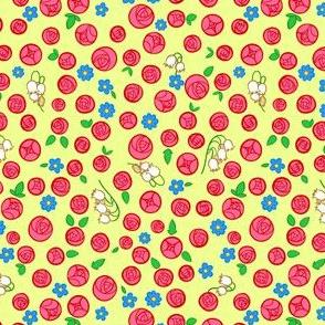 Manga Roses