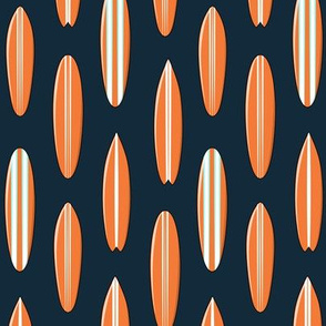 surfboards (orange)
