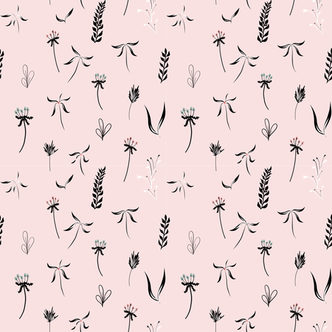 grass poudre fabric by meissa on Spoonflower - custom fabric