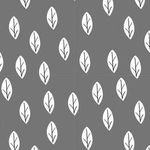 leafs grey